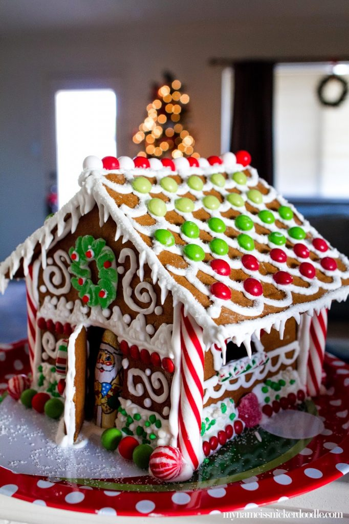 Stress Free Tips For Making A Christmas Gingerbread House ...