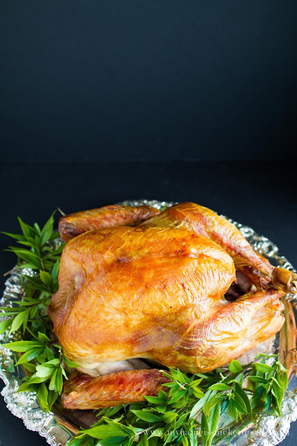 How To Cook The Perfect Turkey For Thanksgiving No Basting Or Brining