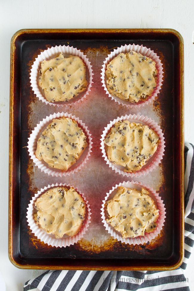 Jack Jack Cookie Num Nums Copycat Recipe | Dessert | Disney Food | Pixar | Party Food | The Incredibles | Movie | Cartoon | Kids | Cookie Dough