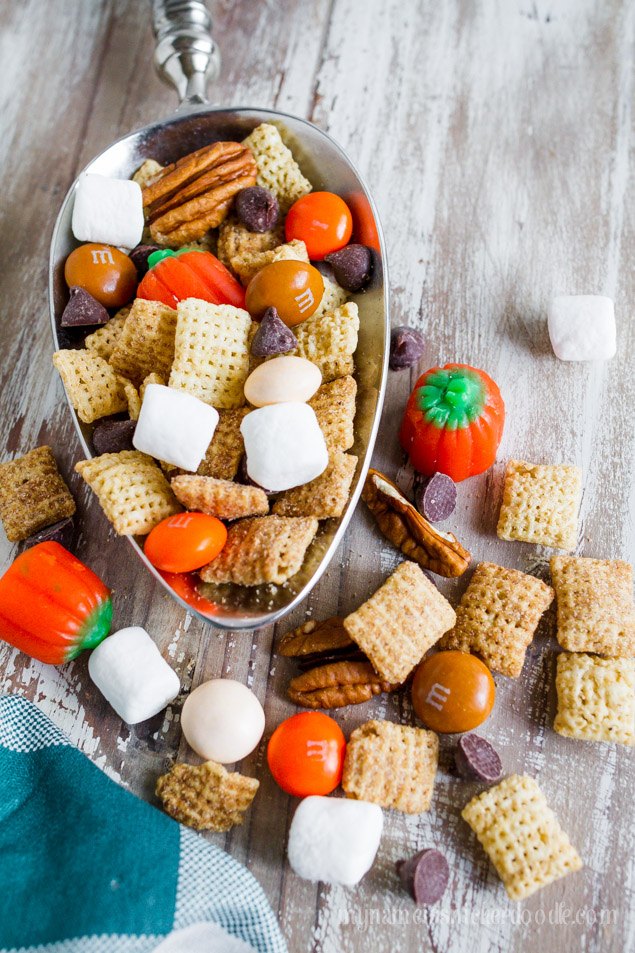 Pumpkin Pie Party Chex Mix