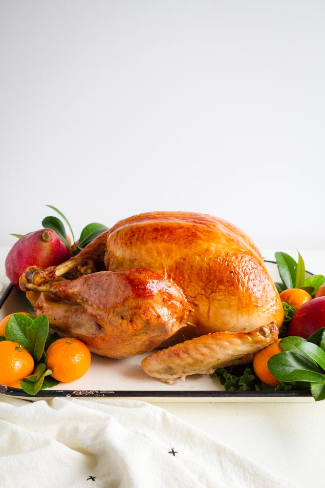 How To Cook The Perfect Turkey for your Thanksgiving Dinner