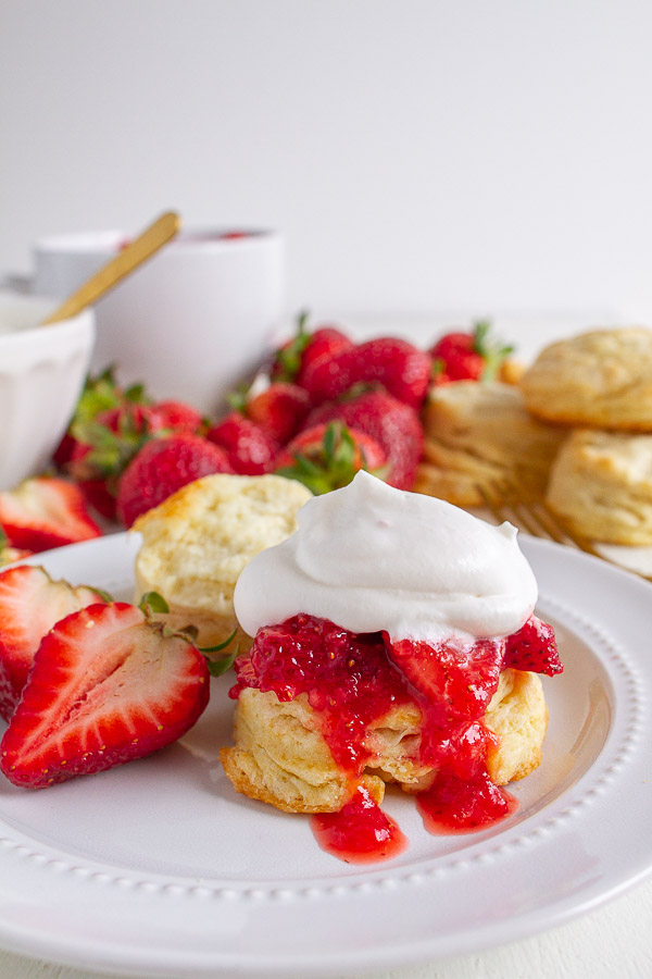 Strawberry Shortcake Recipe By My Name Is Snickerdoodle