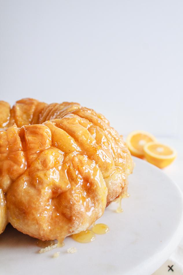 Orange Caramel Pull-Aparts