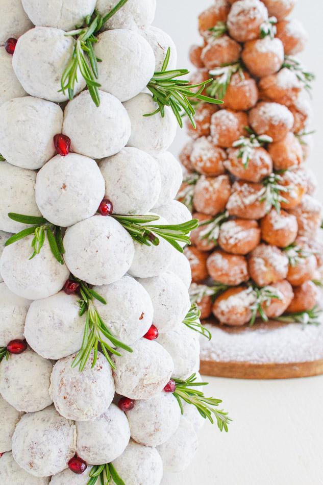 Christmas Donut Holes