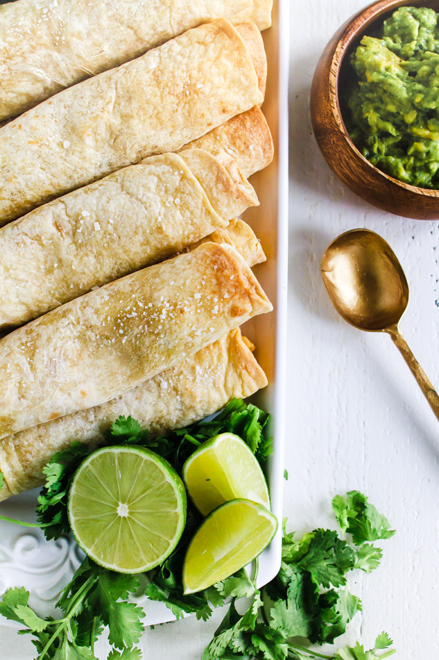 Baked to golden perfection and dip them in your favorite guacamole or salsa.